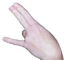 Shocker hand gesture wikipedia the free encyclopedia