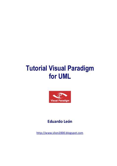 uml tutorial powerpoint uml tutorial visual paradigm