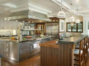 Dream Kitchen Design by A Chef S Dream Kitchen Peter Salerno Hgtv