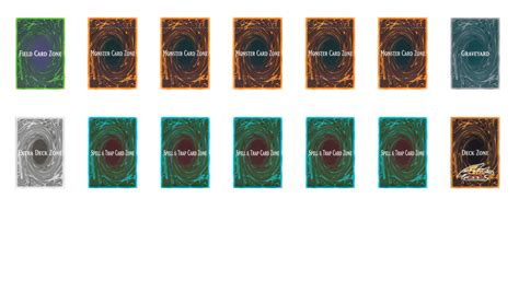 yugioh card zones template png link format playmats page 2 yu gi oh tcg ocg card discussion
