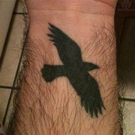 raven tattoo images designs