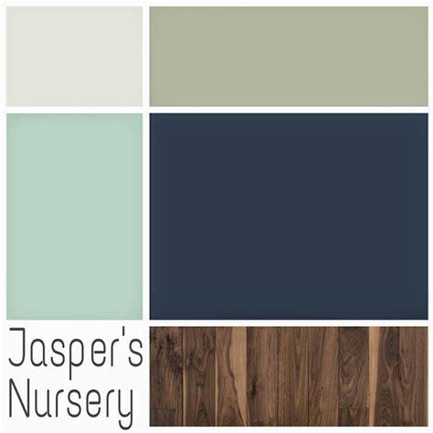 baby boy bedroom colors spool and spoon navy gray and aqua woodland nursery inspiration baby pinterest