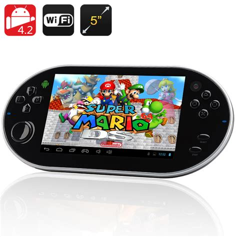 console tablet android 4 2 gaming console tablet emulation iii 5 inch