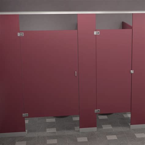 bathroom toilet dividers plastic laminate partitions bradley corporation