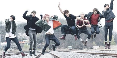 gambar wallpaper bts bts thank fans for the great success of their
