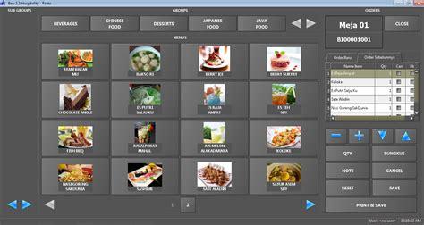 Mesin Kasir Untuk Restoran gratis software kasir restoran mesin kasir toko