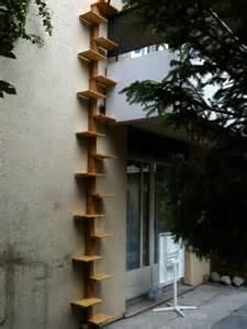 katzen treppe katzenleiter katzentreppe katzenwendeltreppe sr katzen