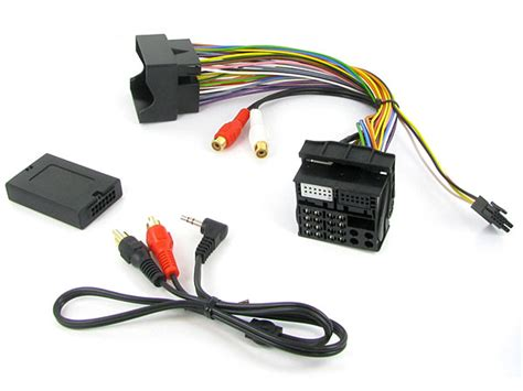 Can I Add An Aux Port To Car by Peugeot Aux Adapter Ctvpgx011 For 207 307 407 607 807 2006