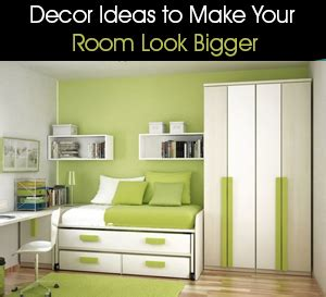 how to make your room look bigger decor ideas to make your room look bigger investors