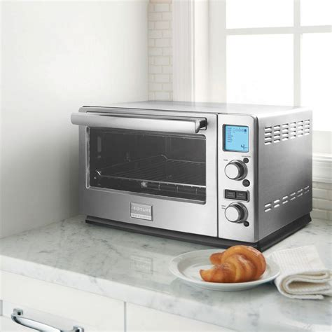 Infrared Countertop Oven frigidaire professional infrared convection toaster oven fpco06d7ms the home depot