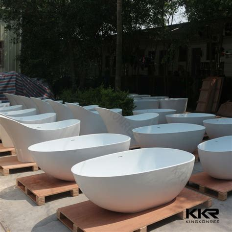free standing bathtubs for sale free standing terrazzo composite stone bathtub for sale