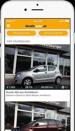 Vorarlberg Auto Kaufen by Gebrauchtwagen In Vorarlberg Die Voralberger