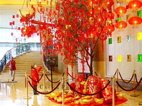 chinesische dekoration new year china pictures