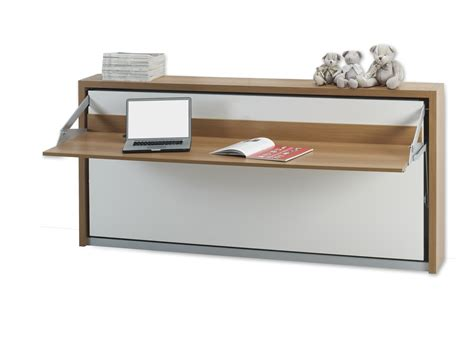 Desk Bed by Smart Study Single Desk Bed Space Saving Study Bed