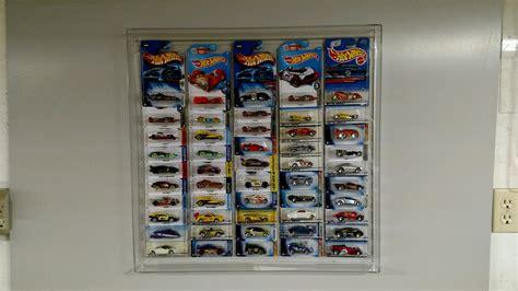 Display Acrylic Hotwheels Isi 50 nascar wheels protective display cases bullseye