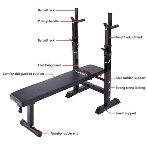 flat workout bench sale jaxpety adjustable folding weight lifting flat incline