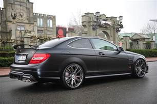 brabus bullit coupe 800 is a mercedes c63 amg coupe with a