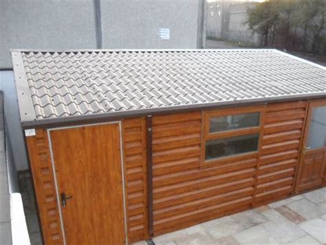 epdm roofing options  garden sheds roofs