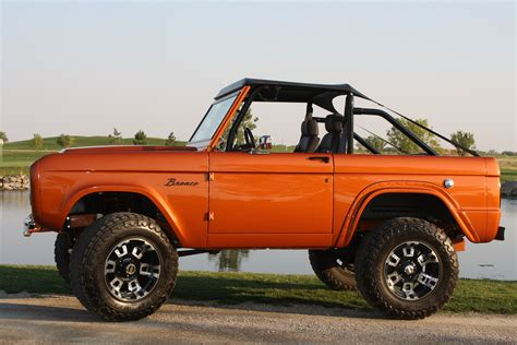 Toms Ford by Toms Bronco Parts Restoration Custom Projects Toms Html
