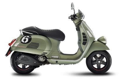 Vespa Aufkleber Sei Giorni by Vespa Scooter Index Motor Scooter Guide
