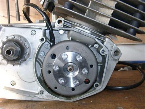 Sachs Motor Service by Sachs Hercules K125 Motor Powerdynamo Lichtmaschine