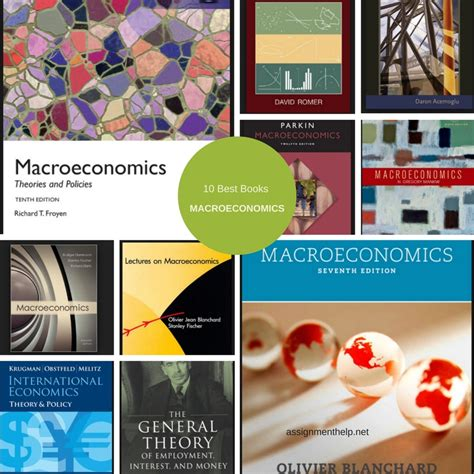 macroeconomics books top 10 books for studying macroeconomics
