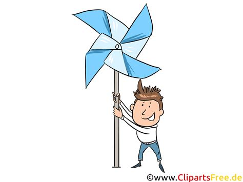 clipart illustrations windrad clipart bild illustration