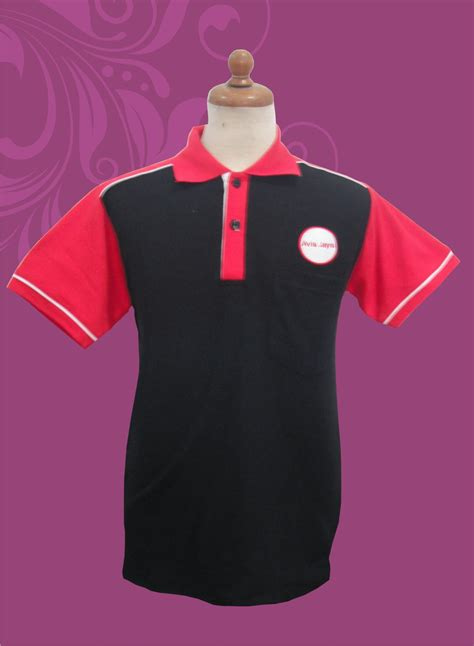 Kualitas Sisir Saku Polos t shirt poloshirt mitra pengadaan seragam no 1 di indonesia
