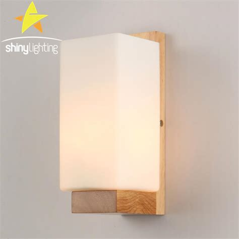 Bedroom Ls With Glass Shades Bedroom Wall Light Shades 28 Images Modern Oak Wood