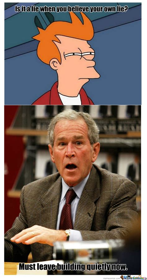 Bush Memes - about george w bush memes pictures to pin on pinterest