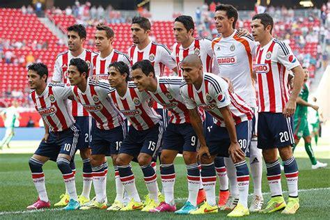161 chivas a ganar la liga mx anuncia calendario