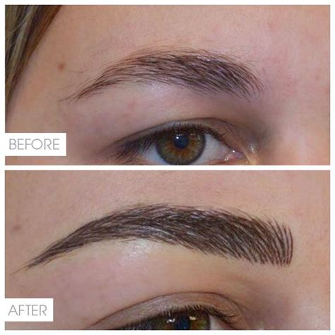 eyebrow tattooing near me best 25 eyebrow blading ideas on microblading
