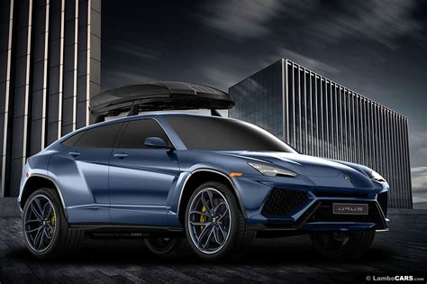Suv Lamborghini Price Lamborghini Urus Suv Renderings Show Production Ready