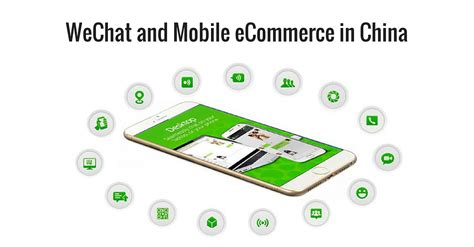 mobile wechat wechat and mobile ecommerce in china amazing