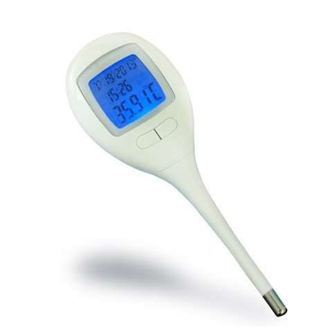 Termometer Ovulasi bbt thermometer measure basal temperature to indicate the ovulation time buy basal