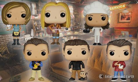 Head Down to Central Perk to See Your New Friends Pop! Vinyl Figures