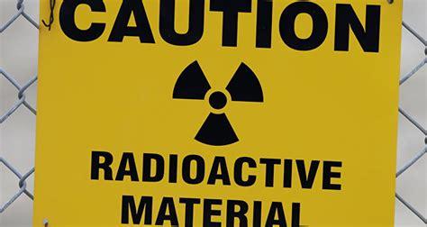 radioactividad 191 ventaja o amenaza autoridad espa 241 ola descarta peligro inminente por el robo