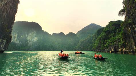 ha long bay wallpapers ho chi minh city vietnam