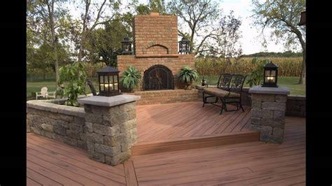 garden decking ideas for small space