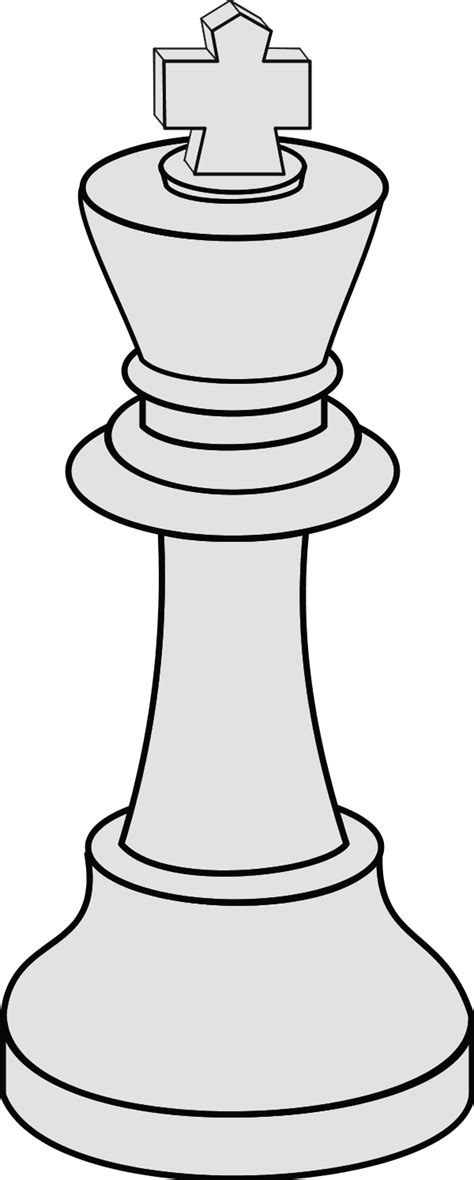 queen chess piece clipart 26
