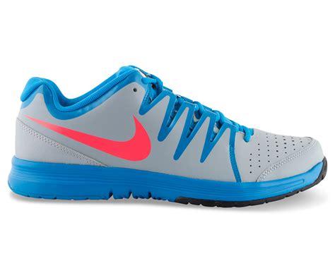 Shoes Sport Nike 1730 Cewek Blue catchoftheday au nike vapor s court shoe light magnet grey hyper punch phthalo blue
