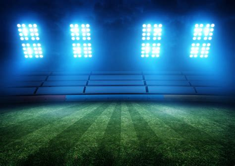 Sports Lighting Fixtures Led Lighting Changes The Way We See Sports Diffuser Specialist