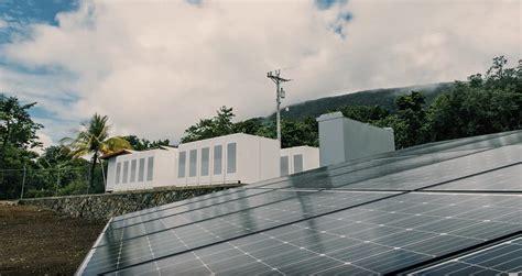 Solar City And Tesla Tesla Alimenta Una Isla Entera Exclusivamente Con Energ 237 A