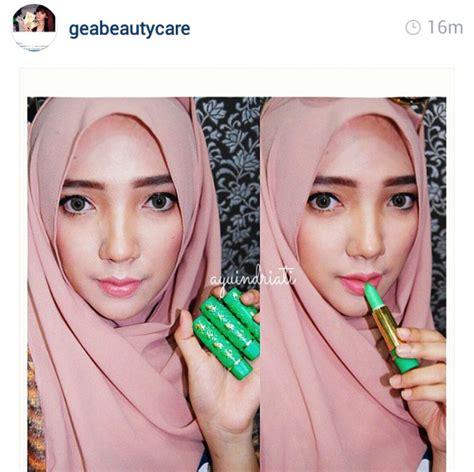 Lipstik Hijau Dari Arab lipstik arab bibir pink lembut alami tahan lama gea care