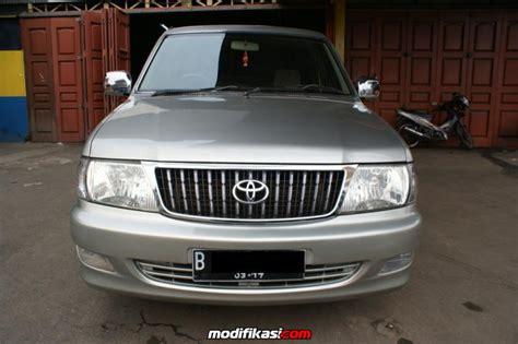 Karpet Dasar Mobil Kijang Kapsul dijual mobil toyota kijang kapsul lgx bensin 1 8 efi mt 2004