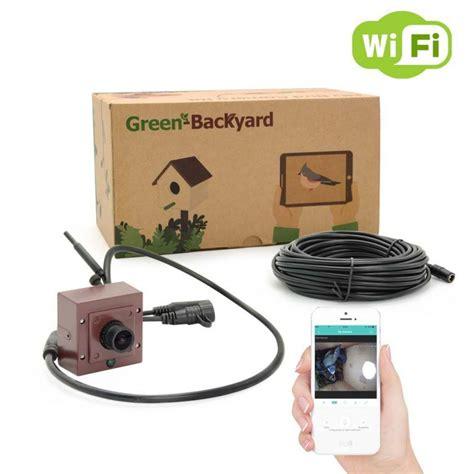 wireless bird box camera nichoir  camera