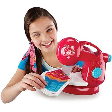 walmart toys for girls age 8 sew cool machine walmart com