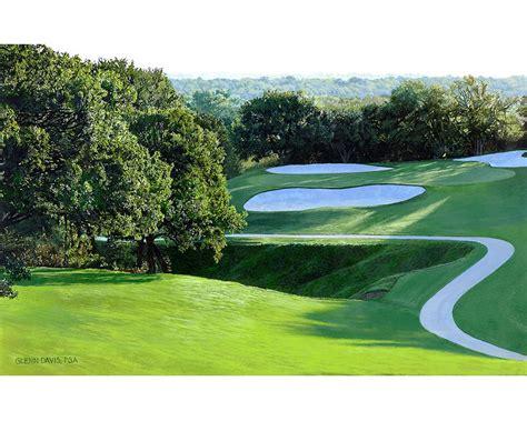 academy  golf art