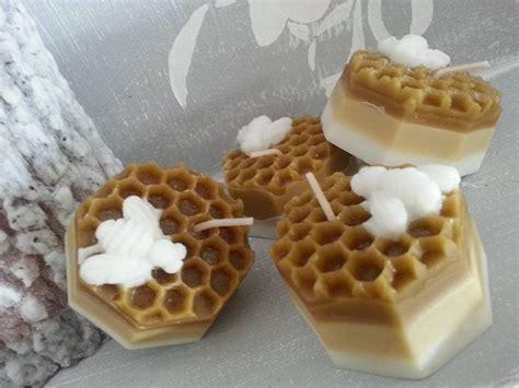 candela cera d api candela in cera d api con piccola ape feste bomboniere
