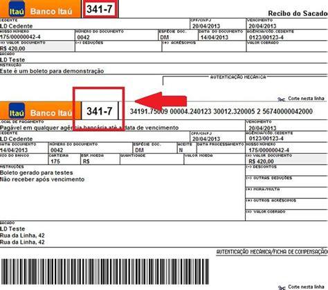 banco itau numero c 243 digo do banco ita 250 transfer 234 ncia ted e doc boletos